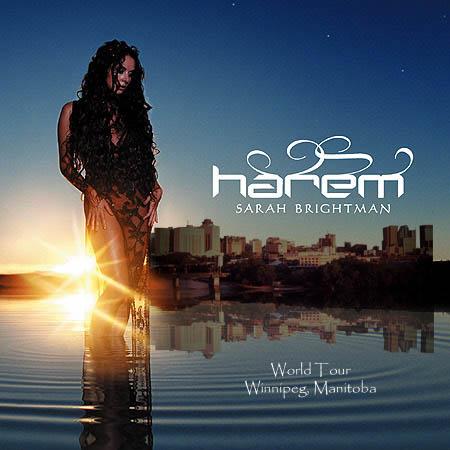 Sarah Brightman The Harem Tour